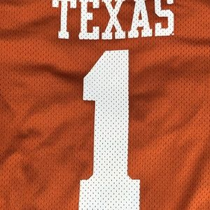 Nike Shirts - Nike Texas Longhorns Football Jersey